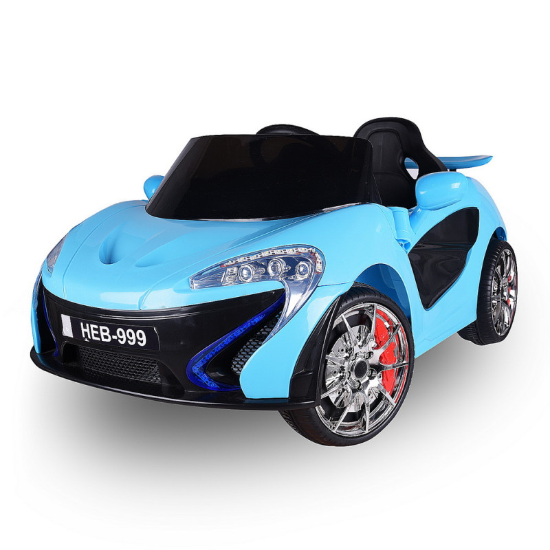 Moni Ηλεκτροκίνητο Αυτοκίνητο Lava HEB-999 Blue 3800146252915