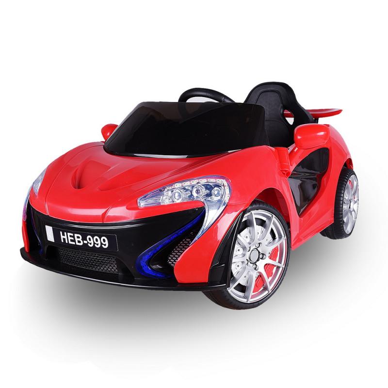 Moni Ηλεκτροκίνητο Αυτοκίνητο Lava HEB-999 Red 3800146252908