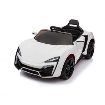 Moni Ηλεκτροκίνητο Αυτοκίνητο Rock QSL-5188 White 3800146252892