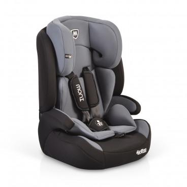 Moni Κάθισμα Αυτοκινήτου Armor, 9-36kg Dark Grey 3800146238933