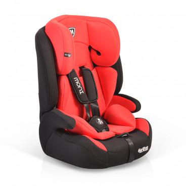 Moni Κάθισμα Αυτοκινήτου Armor, 9-36kg Red 3800146238957
