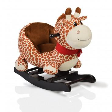 Moni Κουνιστό Βελούδινο Καμηλοπάρδαλη Giraffe 3800146242251
