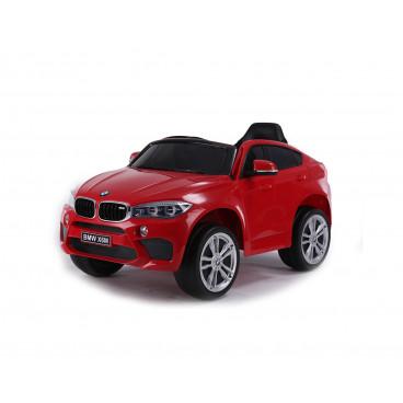 Moni Ηλεκτροκίνητο Αυτοκίνητο 12V Bmw X6M JJ2199 Red 3800146213343
