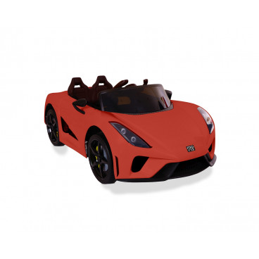 Moni Ηλεκτροκίνητο Αυτοκίνητο 12V Famous Red 3800146213619