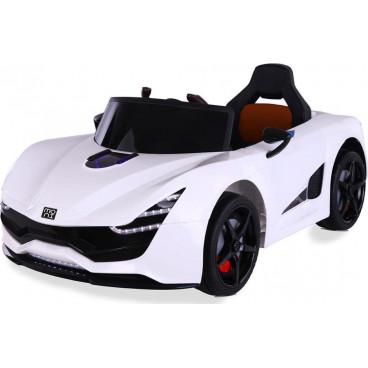 Moni Ηλεκτροκίνητο Αυτοκίνητο 12V Magma White 3800146213602
