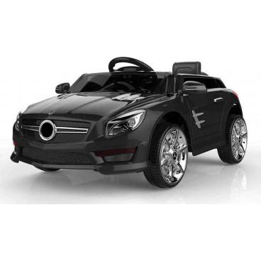 Moni Ηλεκτροκίνητο Αυτοκίνητο 6V Mega Power S698 Black 3800146252038