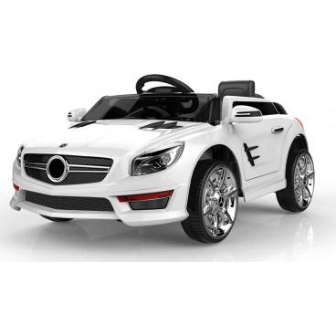 Moni Ηλεκτροκίνητο Αυτοκίνητο 6V Mega Power S698 White 3800146252045