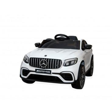 Moni Ηλεκτροκίνητο Αυτοκίνητο 12V Mercedes AMG GLC 63S White 3800146213701