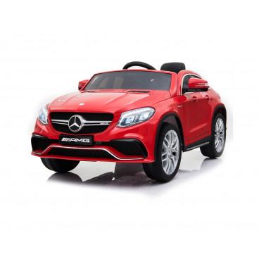 Moni Ηλεκτροκίνητο Αυτοκίνητο 12V Mercedes AMG GLE63 Coupe Red 3800146213480