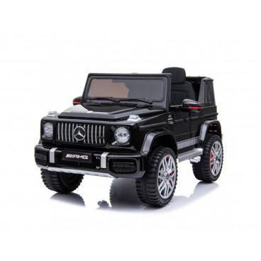 Moni Ηλεκτροκίνητο Αυτοκίνητο 12V Mercedes Benz G63 AMG Black 3800146213732