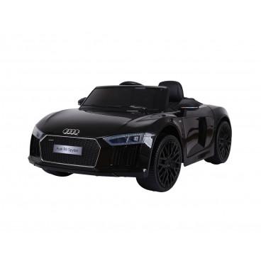 Moni Ηλεκτροκίνητο Αυτοκίνητο 12V Audi R8 Spyder JJ2198 Black
