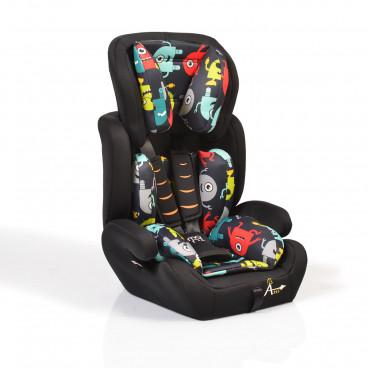 Moni Κάθισμα Αυτοκινήτου Ares, 9-36kg Green 3800146239008