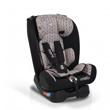 Moni Κάθισμα Αυτοκινήτου Hybrid, 0-36kg Beige Line 3800146239695
