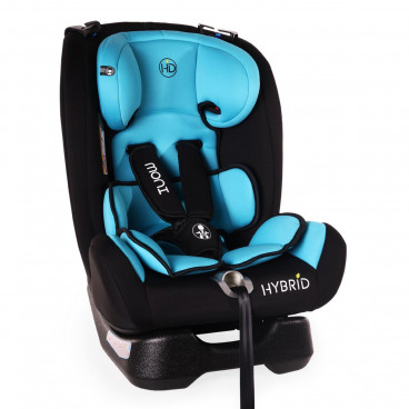 Moni Κάθισμα Αυτοκινήτου Hybrid, 0-36kg Blue 3800146239220
