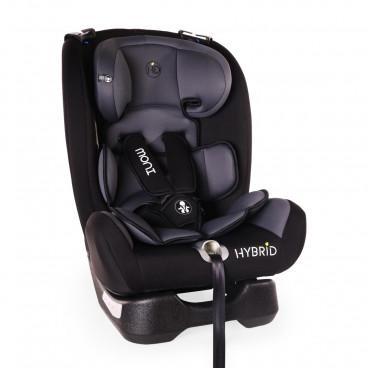 Moni Κάθισμα Αυτοκινήτου Hybrid, 0-36kg Grey 3800146239206