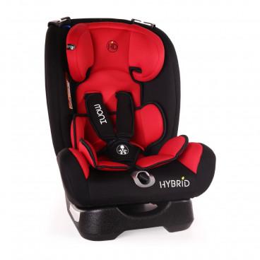 Moni Κάθισμα Αυτοκινήτου Hybrid, 0-36kg Red 3800146239190