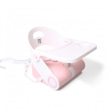 Moni Καρεκλάκι Φαγητού Compacto Pink 3800146239343