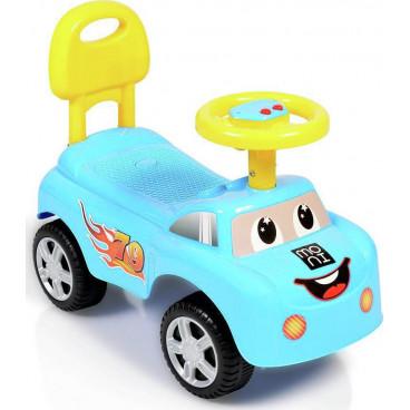 Moni Περπατούρα Αυτοκινητάκι Keep Riding 618A Blue 3800146242435