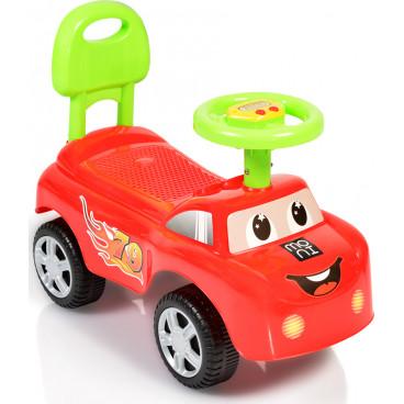 Moni Περπατούρα Αυτοκινητάκι Keep Riding 618A Red 3800146242442