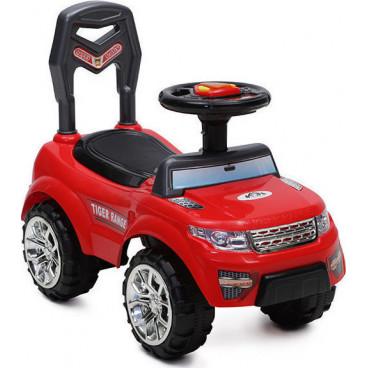Moni Περπατούρα Αυτοκινητάκι Τiger Range Red 3800146241384