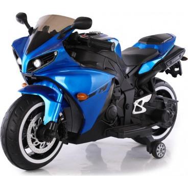 Moni Ηλεκτροκίνητη Μηχανή 12V Aspen Blue 3800146214272