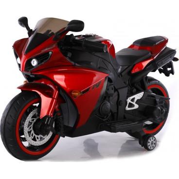 Moni Ηλεκτροκίνητη Μηχανή 12V Aspen Red 3800146214265