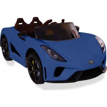 Moni Ηλεκτροκίνητο Αυτοκίνητο 12V Famous Blue 3800146213626