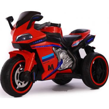 Moni Ηλεκτροκίνητη Μηχανή 12V Legend Red 3800146214210