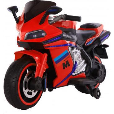 Moni Ηλεκτροκίνητη Μηχανή 12V Sport Red 3800146214234