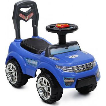 Moni Περπατούρα Αυτοκινητάκι Τiger Range Blue 3800146240707