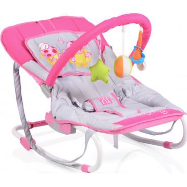 Cangaroo Ρηλάξ Candy Lady Bug Pink 3800146246860
