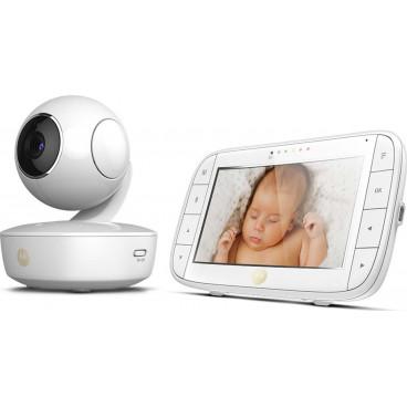 Motorola Ενδοεπικοινωνία Με Κατευθυνόμενη Κάμερα MBP50