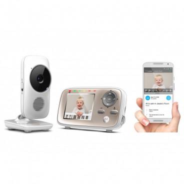 Motorola Ενδοεπικοινωνία Με Σύνδεση WIFI HD MBP667