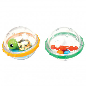 Munchkin Παιχνίδια Μπάνιου 2 Float And Play Bubbles 11584