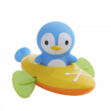 Munchkin Παιχίδια Μπάνιου Paddlin Penguin 11011