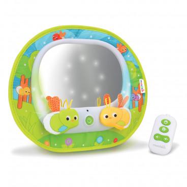 Munchkin Καθρέφτης Αυτοκινήτου Baby Insight Magical Firefly Mirror 12064
