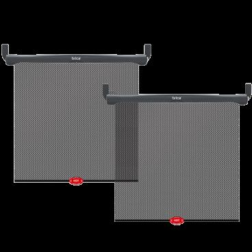 Munchkin Ηλιοπροστασία Ρολό Brica Sun Safety Roller Shades 2 Τεμ 11047
