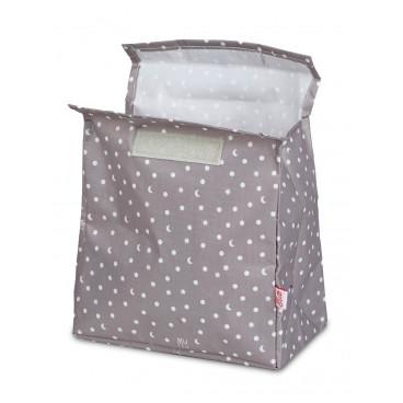 My Bags Τσάντα Φαγητού My Sweet Dream's Grey BB-SWD-GRE