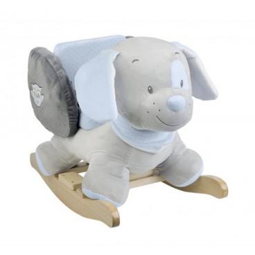 Nattou Κουνιστό Σκυλάκι Toby N604284