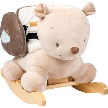 Nattou Κουνιστό Αρκουδάκι Basile Ν562249