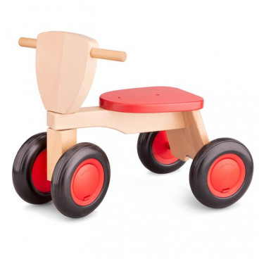 New Classic Toys Ξύλινο Ποδοκίνητο Ποδήλατο 11420