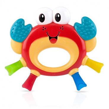 Nuby Μασητικό ID674 Crab