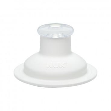 Nuk Ανταλλακτικό Στόμιο Σιλικόνης Για Παγούρι Push Pull White 10255252