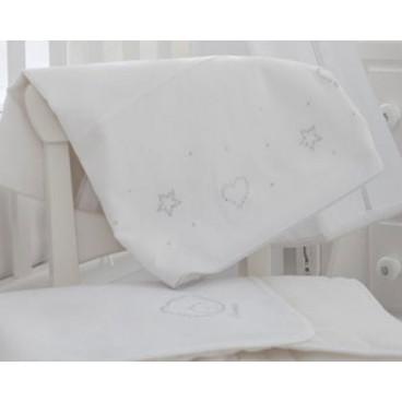 Oneira Crystal Αλλαξιέρα White 012140944000282