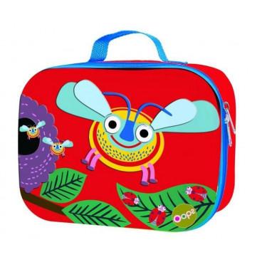 Oops Παιδική Τσάντα Γεύματος Happy Snack Bee X30-31006-35