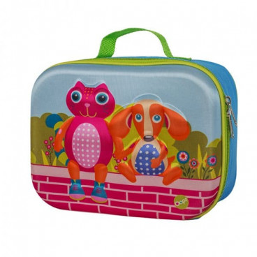 Oops Παιδική Τσάντα Γεύματος Happy Snack City X30-31006-20