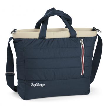 ca3f96160a0 Peg Perego Βρεφική Τσάντα Αλλαξιέρα Breeze Blue 2764CH41DX26