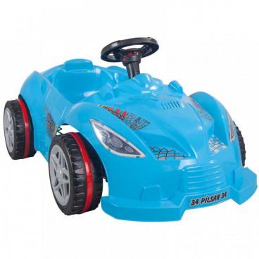Pilsan Αυτοκινητάκι Με Πεντάλ Speedy Blue, 07312