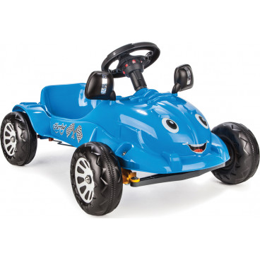 Pilsan Ποδοκίνητο Αυτοκίνητο Herby Blue 07302