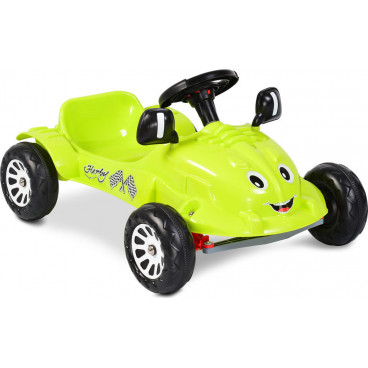 Pilsan Ποδοκίνητο Αυτοκίνητο Herby Green 07302